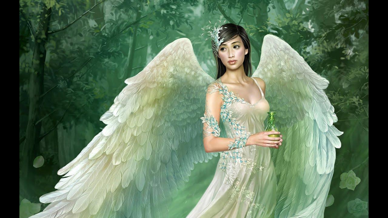 Celtic Angel Music - Angel Wings - YouTube