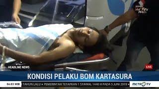 Terduga Pelaku Bom Diri Kartasura Dilarikan ke RS Bhayangkara