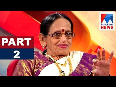 P Madhuri In Nerechowe - Part 2   Old episode    Manorama News