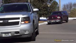 Dangerous, Reckless Driver Spews