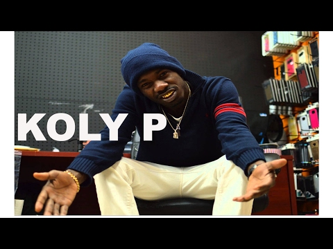 Koly P addresses Bad Ass Becky remarks, jail, Meeting Kodak Black & street life