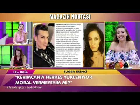 Tuğba Ekinci Kerimcan Durmaz'a Destek Verdi!