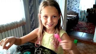 VlogВызвали на прививку.Золотые сережки для Эли.