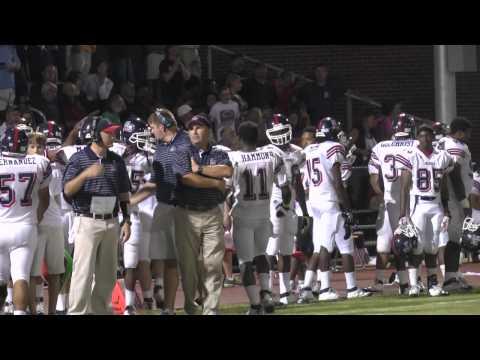 2012 First and Ten Football Highlights: Strom Thurmond vs. Brookland-Cayce