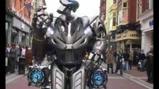 Titan the Robot Show Promotional Video