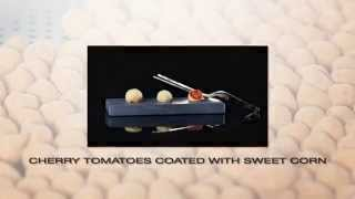 Confi Kit - Technique 5. Coated Fruits & Vegetables