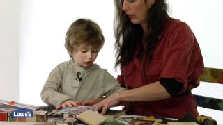 Photo Building Blocks For Kids: How To Transfer Images To Wood