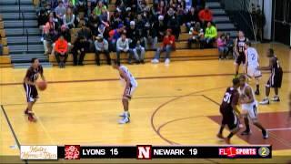 Lyons @ Newark .:. Section V Basketball .:. 2/2/13