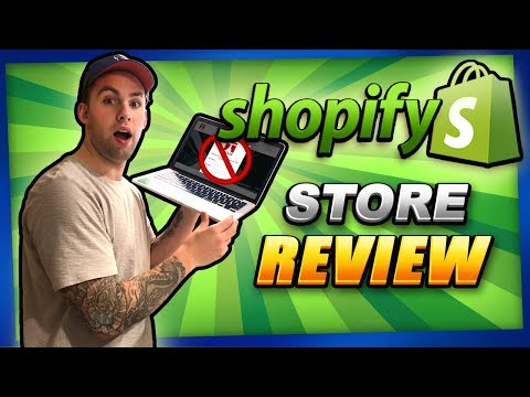 Shopify Store Review: Simple Fixes To Make 6 Figures In 2018