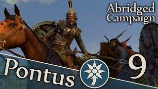 Divide Et Impera: Pontus #9 | Total War Rome 2 Abridged Campaign Commentary