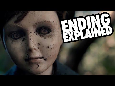 BRAHMS: THE BOY 2 (2020) Ending Explained