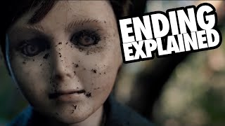 BRAHMS: THE BOY 2 (2020) Ending Explained