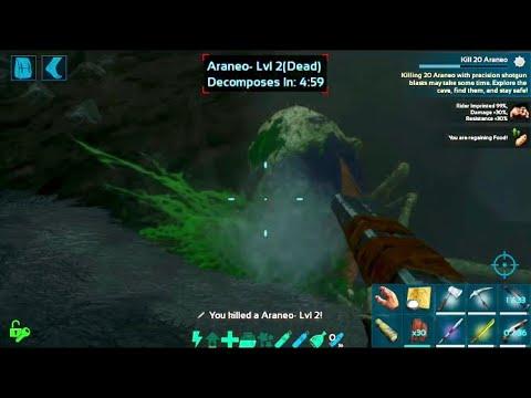 Hunt araneo ark