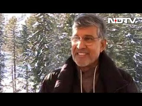 Schooling, Safe Life Must For Every Child: Kailash Satyarthi Tells NDTV At Davos