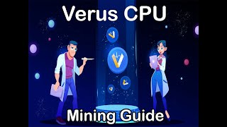 Your CPU can make $10 $20 $30 even $100 per day Mining Verus - Learn How To CPU Mine Veruscoin