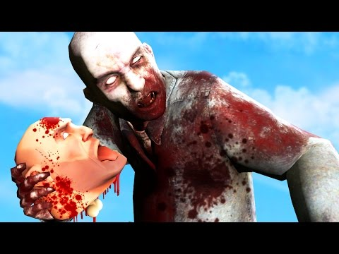 GTA 5 Zombies Mod - THE START OF THE INFECTION! (GTA 5 Zombies EP 1)
