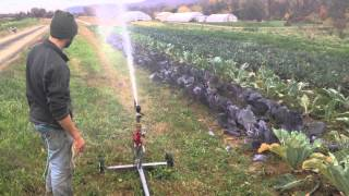 Irrigation Traveller Demo