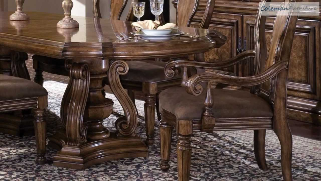 San Mateo Dining Room Collection From Pulaski Furniture   YouTube