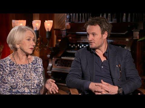 Helen Mirren & Jason Clarke Describe The World of 'Winchester: The House That Ghosts Built'