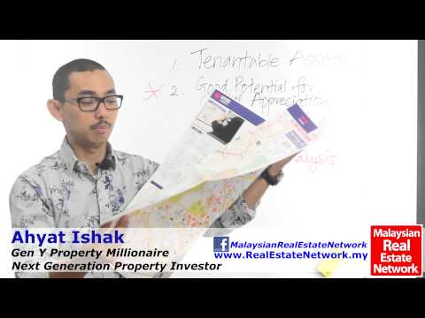 Property Investment Malaysia Tips - Asset Selection-Part 9- Areas of Growth - Episode 36