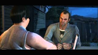 Grand Theft Auto V - A Picket Fence And A Dog Named Skip Trailer