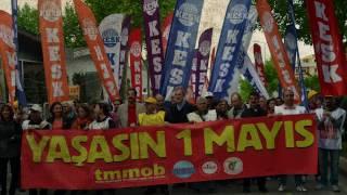 Artık yeter! 1 Mayıs'ta alanlara!