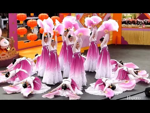 2018 Chinese new year Cultural Showcase - Colours of Dance Academy #2 @ Aberdeen Centre Richmond