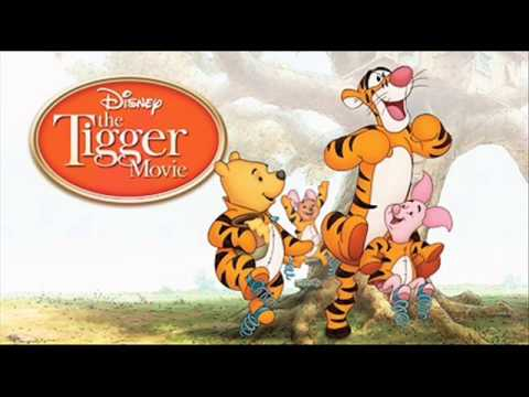 The Tigger Movie- The Wonderful Thing about Tiggers