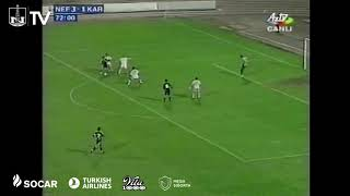 2006: Perfect solo from Giorgi Adamia, as Neftchi secures win over Karvan (3-1)
