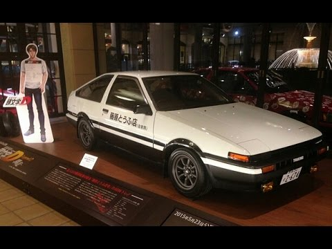 1 9 15 initial d d 1983 toyota sprinter trueno. Black Bedroom Furniture Sets. Home Design Ideas