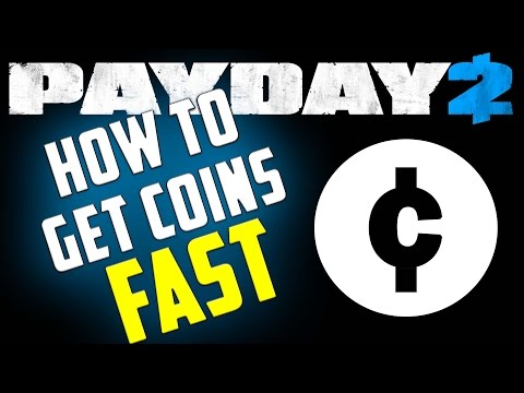 The BEST and FAST way to get continental coins in Payday 2