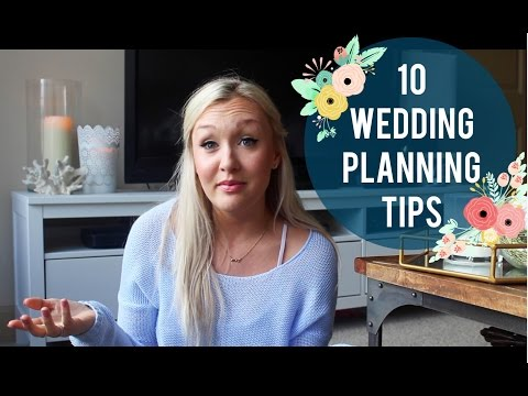 10 Wedding Planning Tips | March Madness Day 6 | Laura-Lee