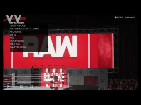 WWE 2K19 Arena Glitch Tutorial