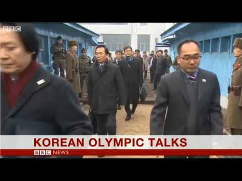 2018 January 15 BBC One Minute World News