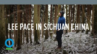 Lee Pace in Sichuan, China | Conservation International (CI)