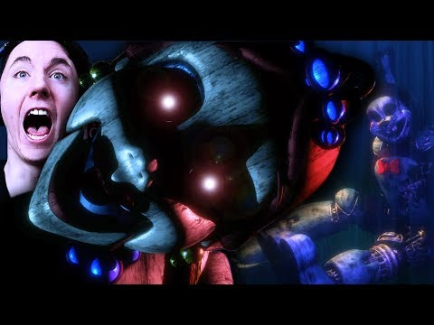 SO EXCITED FOR THIS GAME! || FNAF The Twisted Carnival Demo