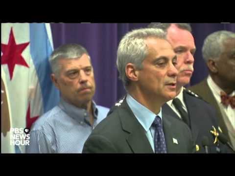 Watch Chicago news conference on fatal police shooting of Laquan McDonald