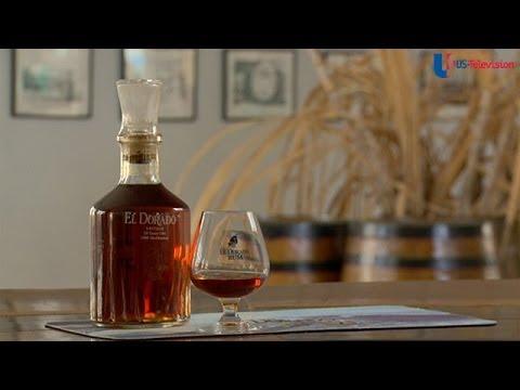 US Television - Guyana (Eldorado Rum)