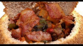 Суп-гуляш из говядины | Мясо. От филе до фарша