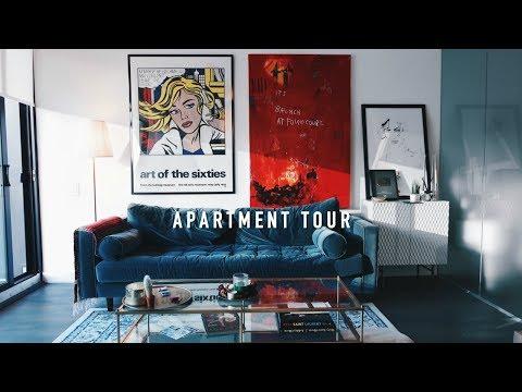 APARTMENT TOUR!   allegralouise