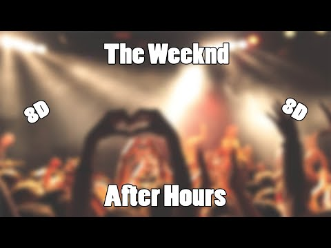 The Weeknd – After Hours (8D Audio)