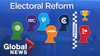 What would electoral reform look like in Canada?
