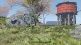 Fallout 4 Синнамон Айлэнд Локация