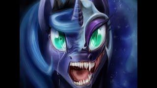 MLP FIM - Princess Luna & Nightmare Moon Tribute