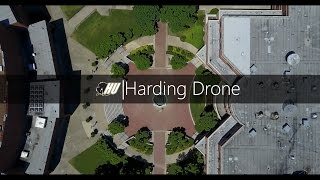 A New Perspective! | Harding Drone in 4K!