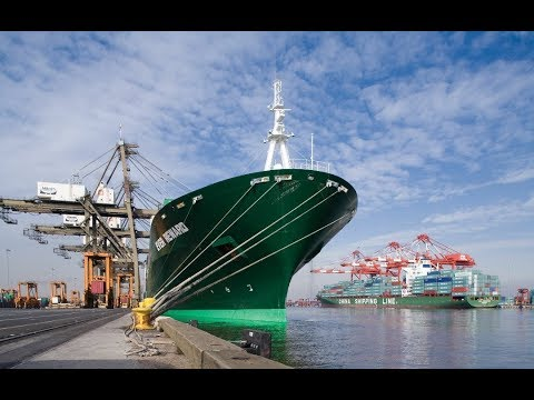 top 10 biggest ports in the world