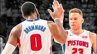 Detroit Pistons 2017 2018: Best Plays From Every Player