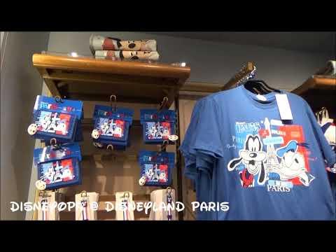 Disneyland Paris New Century Notions Flora's Unique Boutique Shop UPDATE DisneyOpa