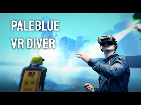 PaleBlue VR Diver