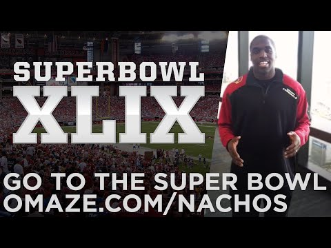 Sam Acho Wants to Fly You to Super Bowl XLIX!